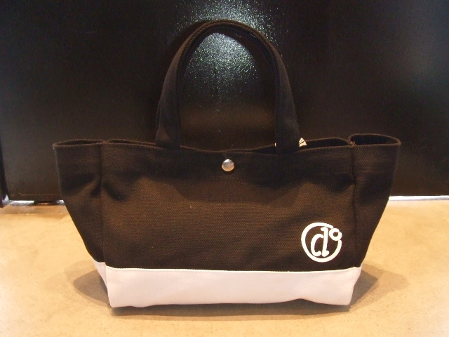 DOARAT TWO TONE SMALL TOTE BLACK BK