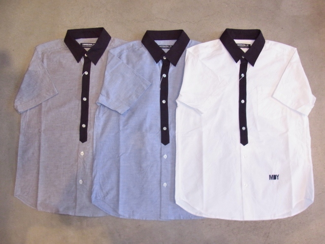 MDY DANCE OXFORD SHIRTS
