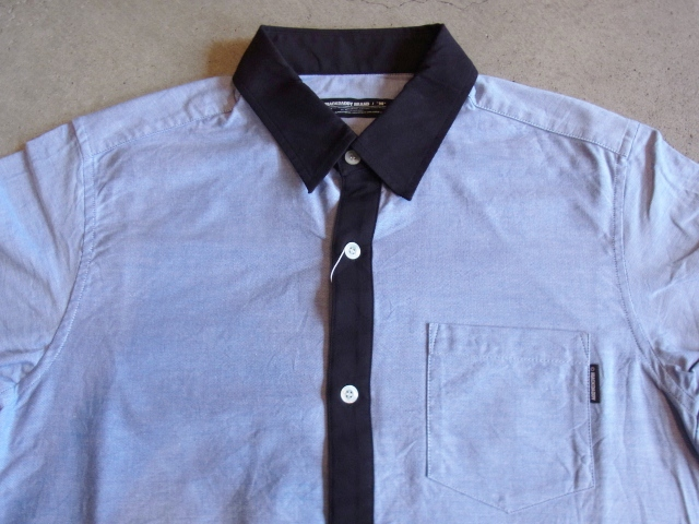 MDY DANCE OXFORD SHIRTS BLUE FT1