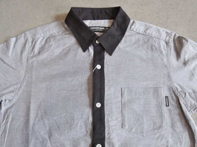 MDY DANCE OXFORD SHIRTS BLACK FT1