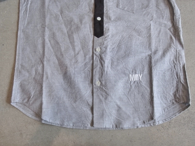 MDY DANCE OXFORD SHIRTS BLACK FT2