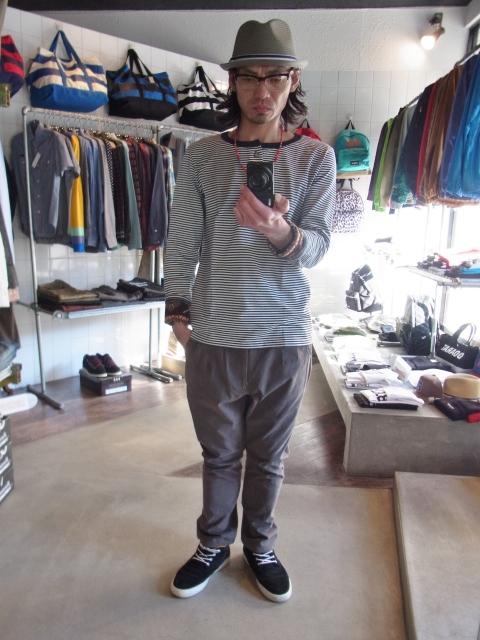 rehacer R SOFT SARROUEL PANTS ST1