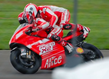harry at donington