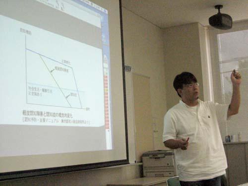 スキルアップセミナー(芳村講師)