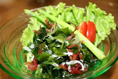 海草サラダ3