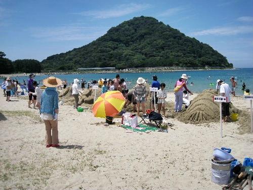 砂の芸術祭