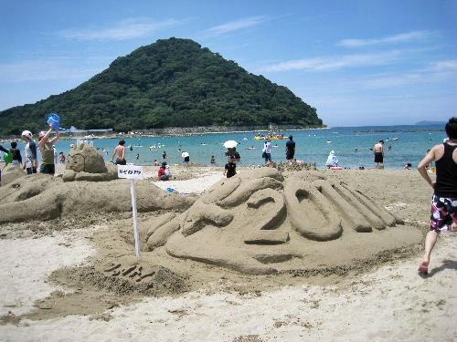 砂の芸術祭1