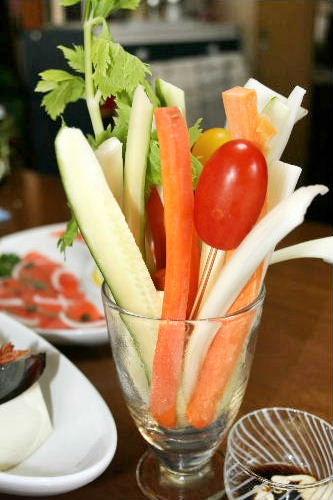 スティック野菜4