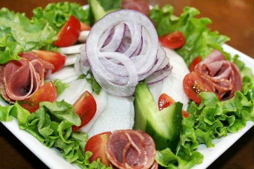 野菜サラダ4