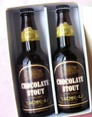 チョコレートビール