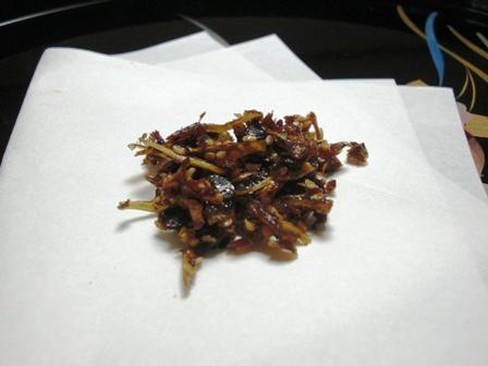 しらす昆布の佃煮