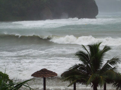 宮の浜大波