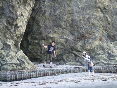 枕状溶岩0921