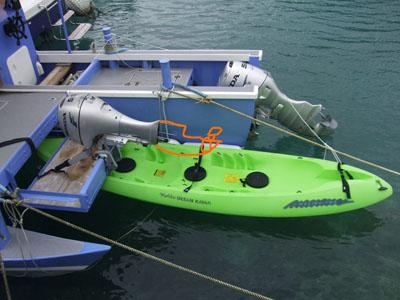船カヤック1103