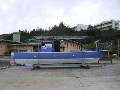 上架船01111