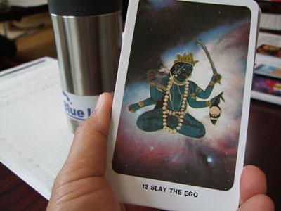 slay the ego