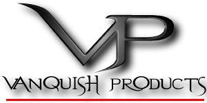 VANQUISH PRODUCTS Logo