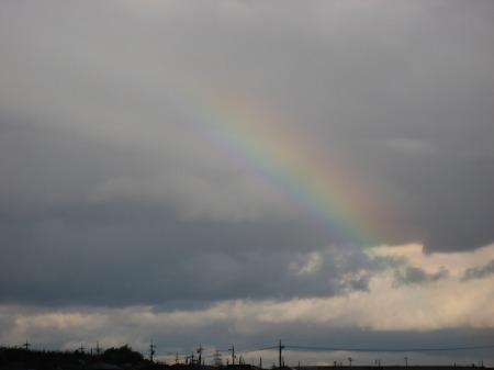 知多市の虹