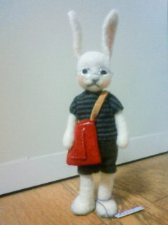 ウサギ君2