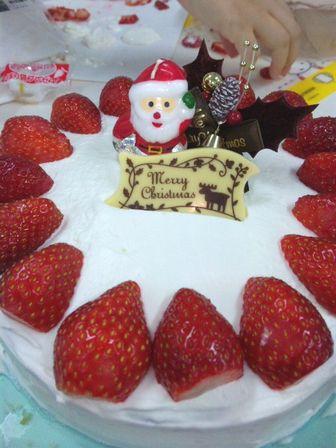 クリスマスケーキ2号