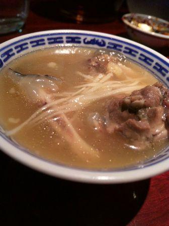 龍口スッポンスープ