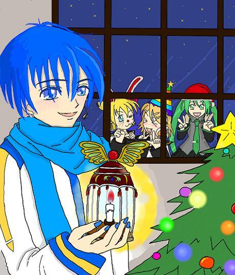 皆でクリスマス♪