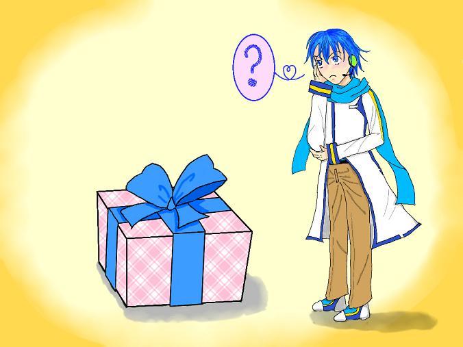 大きいプレゼント