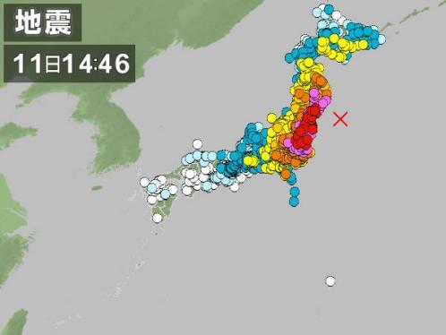 東日本大震災(2011.03.11)
