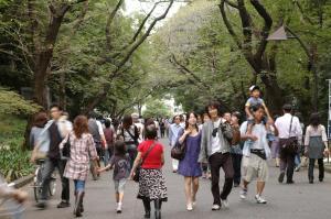 上野公園入口