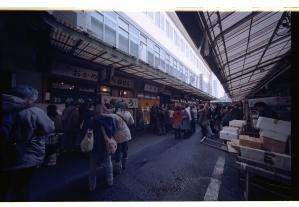 築地城内市場