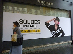 Soldes by Paris 2011