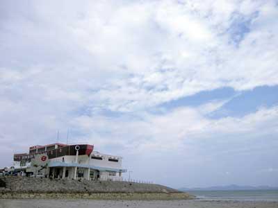 海と海の駅