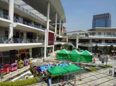 川崎のショッピングセンター