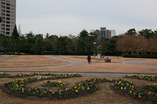 鶴舞公園-2