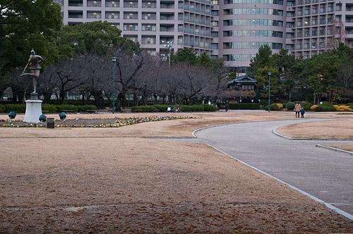 鶴舞公園-3