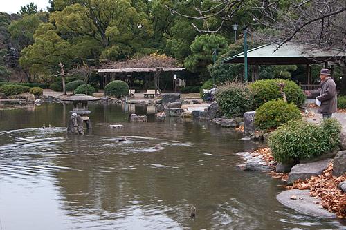 鶴舞公園-5