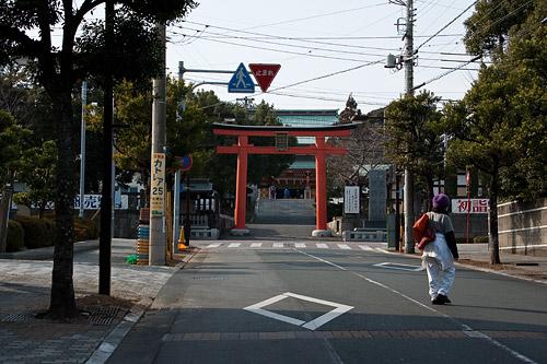 五社神社-1