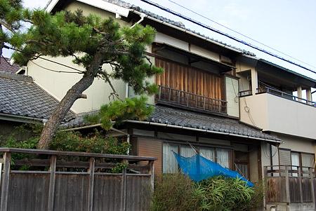 二川宿-3