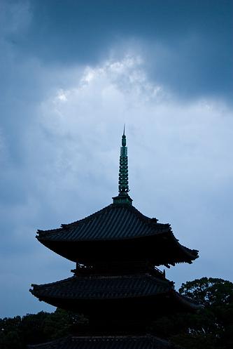 興正寺観月会-10