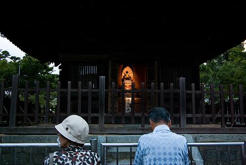 興正寺観月会-3