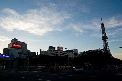 名古屋風景-8