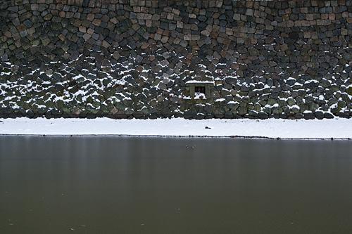 雪の名古屋城2-9