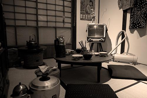 昭和日常博物館居間