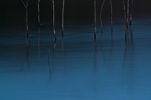篠田池-8