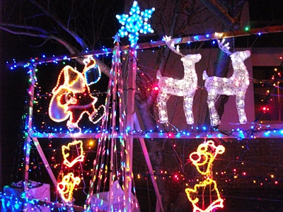 2011年度クリスマスイルミネーション