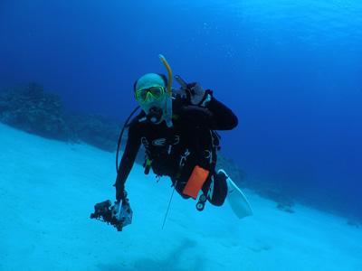 ケラマ諸島ボートダイビング