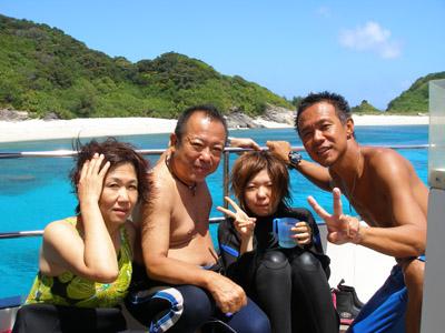 沖縄ケラマファンダイビング