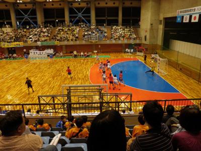 国体(石川vs熊本)