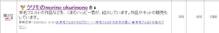 コピー (3) ~  ブログランキング0922