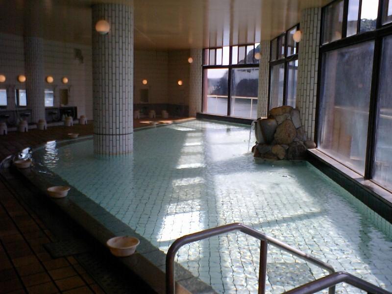 ホテル中の島 内湯3